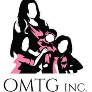 One Mom Three Girls Logo