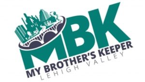 Lehigh Valley My Brother's Keeper Logo Black History Month