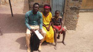 Emma family Tanzania.