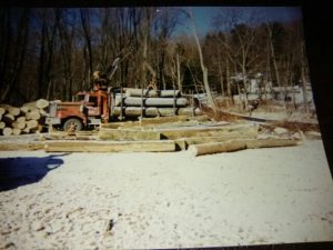 Hahn Memorial Foundation Logging Site